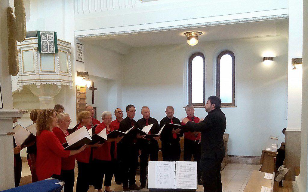 Chor Gundetswil 1