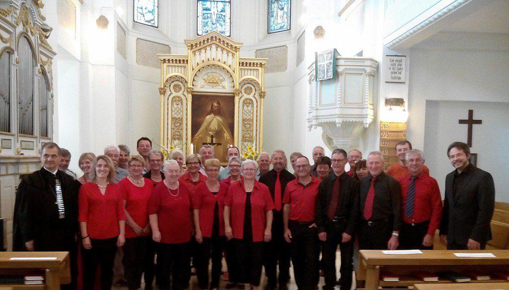 Chor Gundetswil 2